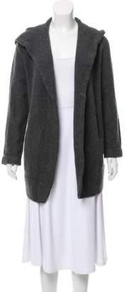 Inhabit Wool-Blend Open Front Cardigan w/ Tags