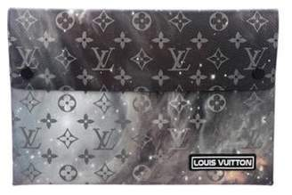 Louis Vuitton 2019 Monogram Galaxy Alpha Pochette GM grey 2019 Monogram Galaxy Alpha Pochette GM