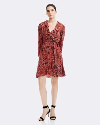 Maje Rosetto Dress