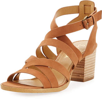 Splendid Bevin Leather Strappy Sandal