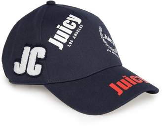 Juicy Couture Racer Logo Baseball Cap