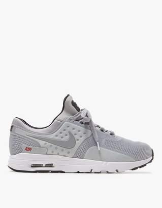 Nike Zero in Metallic Silver