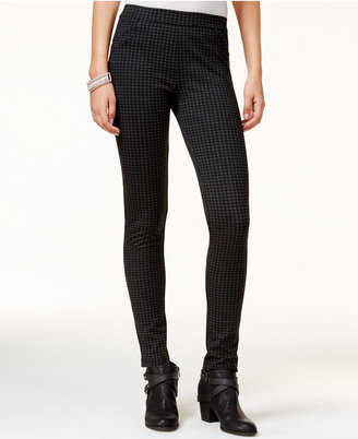 Sanctuary Grease Gingham Leggings $89 thestylecure.com