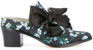 Mara & Mine Carolina floral loafers
