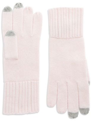 Lord & Taylor Cashmere Tech Gloves $75 thestylecure.com