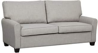 Pulaski Dennison Gray Track Arm Sofa