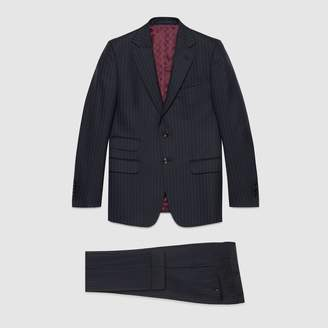 Gucci Signoria stretch wool suit
