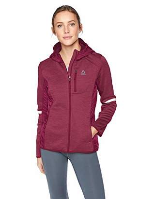 Reebok Women's Tech Nylon Active Jacket