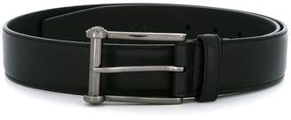 Versace square buckle belt