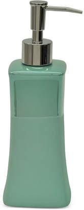 Jessica Simpson Kensley Aqua Lotion Dispenser Bedding