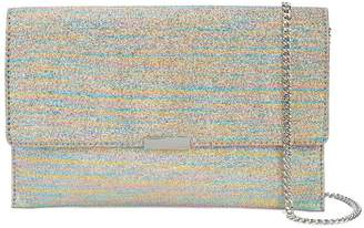 Loeffler Randall rainbow glitter shoulder bag
