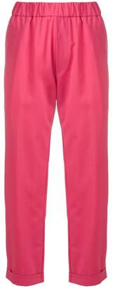 Barena tailored cropped trousers