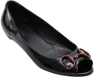 Gucci Patent leather mocassins