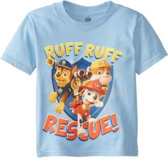 Nickelodeon Paw Patrol Toddler Boys' Short Sleeve T-Shirt