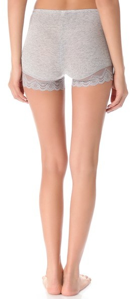 Only Hearts Club Feather Sleep Shorts