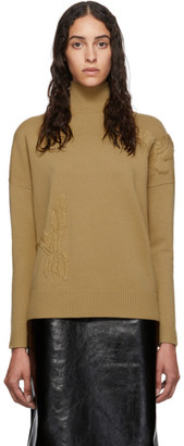 Altuzarra Brown Bromley Turtleneck