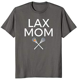 LaCrosse Lax Mom Player T-Shirt