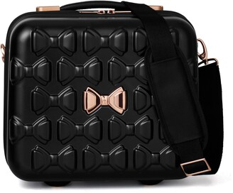 Ted Baker Beau Hard Side Vanity Case
