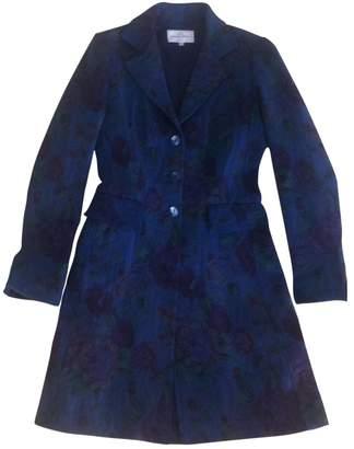 Ventilo Armand Blue Coat for Women