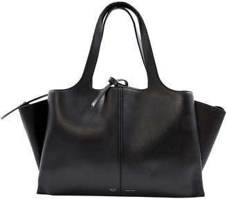 Celine Tri-Fold leather handbag