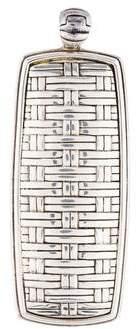 John Hardy Basket Weave Pendant
