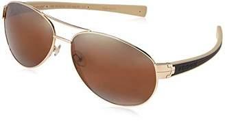 Tag Heuer 66 0256 705 621503 Polarized Aviator Sunglasses
