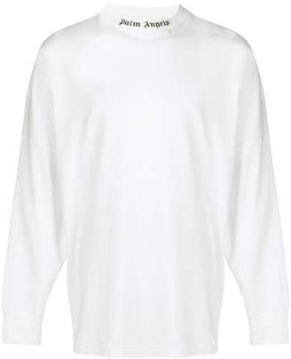 Palm Angels loose fitted sweatshirt
