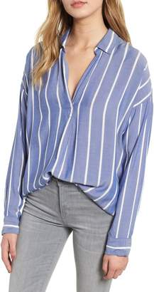 Rails Rosanna Textured Stripe Blouse