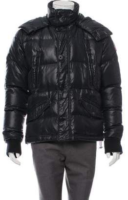 Diesel Quilted Puffer Jacket