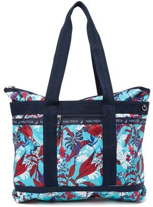 Nautica Captains Quarters Medium Tote Bag