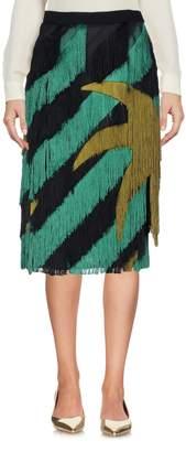 Marco De Vincenzo Knee length skirts