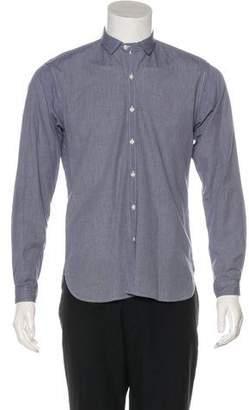 Oliver Spencer Patterned Dress Shirt