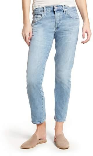 Emerson Slim Fit Boyfriend Jeans
