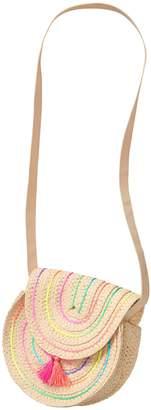 Crazy 8 Crazy8 Tassel Straw Bag