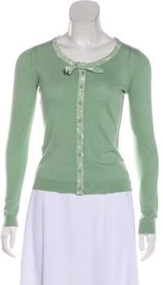 Vena Cava Cashmere Blend Long Sleeve Cardigan