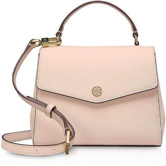 Tory Burch Robinson Small Top-Handle Satchel Bag