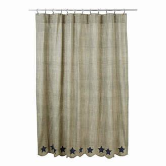 August Grove Victoria 100% Cotton Shower Curtain
