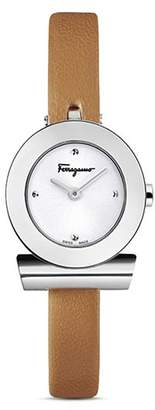 Salvatore Ferragamo Gancino Bracelet Watch, 22mm