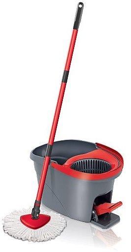 vileda easy wring and clean mop and bucket set. Black Bedroom Furniture Sets. Home Design Ideas