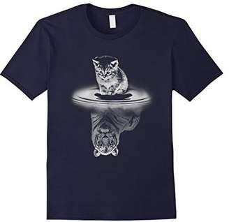 Funny Cat T shirt - Never Dream