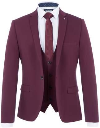 Lambretta Men's Charmer Skinny-Fit Three Piece Suit