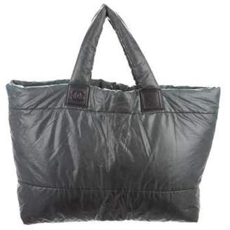 Chanel Large Coco Cocoon Tote Large Coco Cocoon Tote
