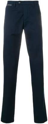Eleventy slim fit trousers