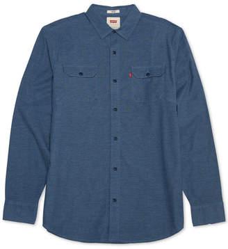 Levi's Men's Scott Stretch Oxford Shirt