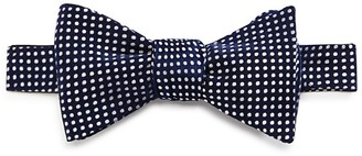 Ted Baker Small Dot Self Tie Bow Tie $59.50 thestylecure.com