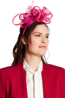 August Hat Begonia Fascinator $46 thestylecure.com