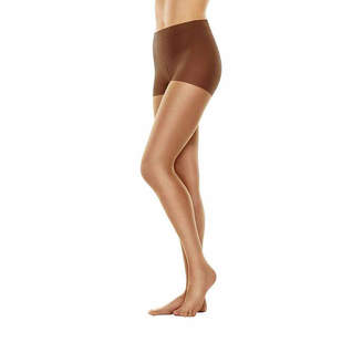 Hanes Perfect Nudes Short Pantyhose - Plus