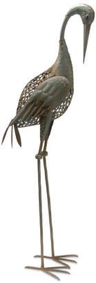 Co National Tree Crane Decoration Lawn art/Figurine