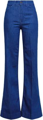 Victoria Victoria Beckham Victoria, Victoria Beckham High-rise Flared Jeans