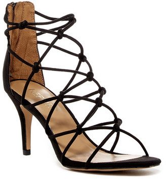 Report Korina Knotted Strappy Sandal $60 thestylecure.com